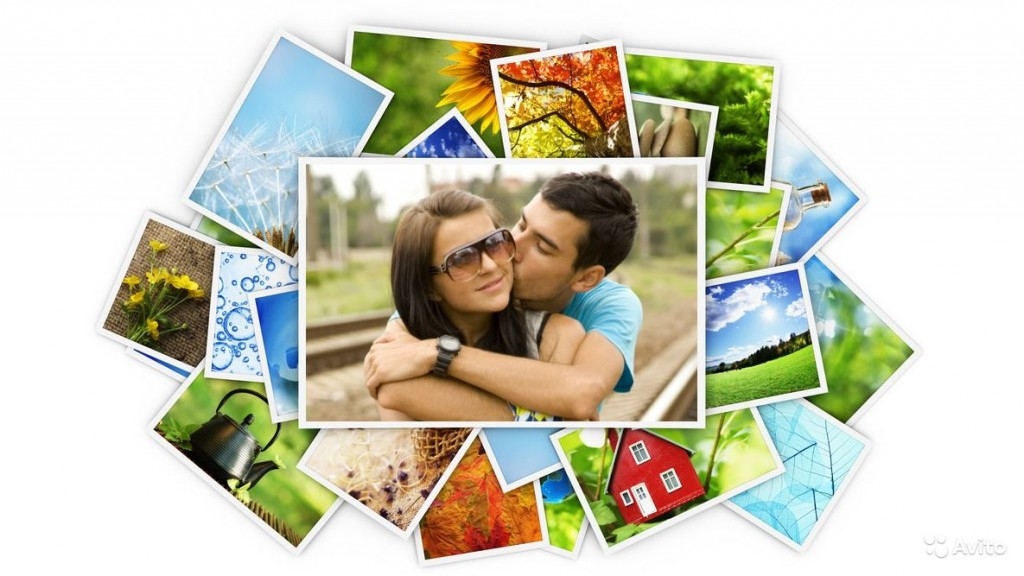 Печать фотографий 10х15 15х21 21х30 в Зеленогорске