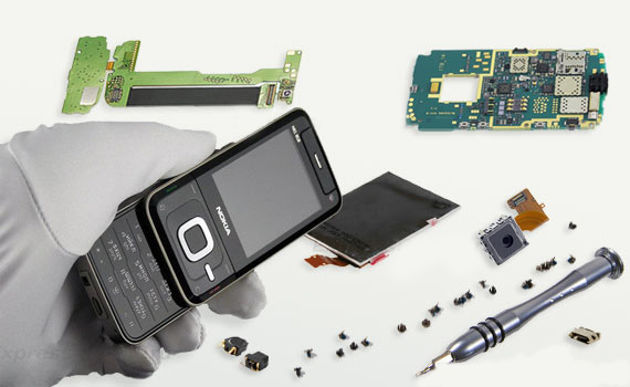 Ремонт мобильных телефонов в Зеленогорске